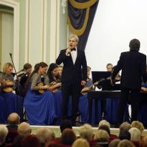 Государственный Русский Концертный Оркестр Санкт-Петербурга. Концерт 28 января 2016 года